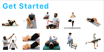 Start Building a Home Exercise Program